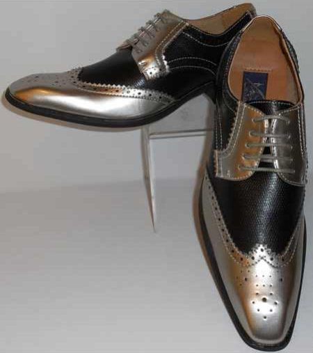 Men's Gorgeous Wingtip Laceup Style
