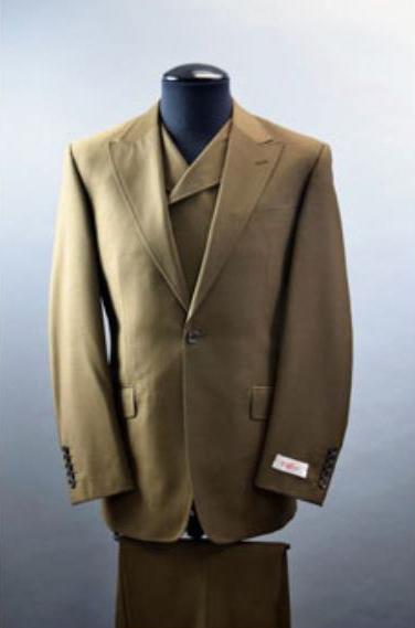 5e7aac29d973 Tiglio Rosso San Giovesse Suit & Vest~Tobacco - mensusatuxedosuitGR2018