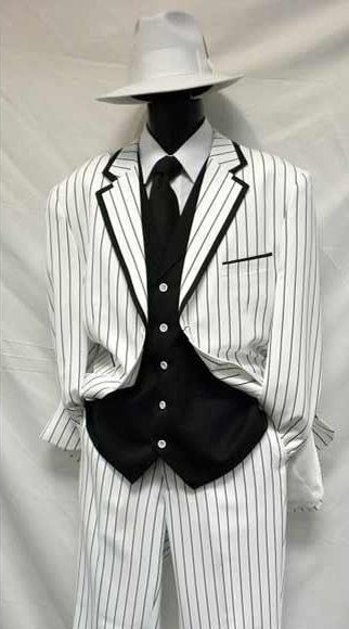 Reg:$199 3 Button Suits On Sale $99