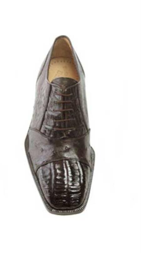 Belvedere Onesto Dark Brown $369