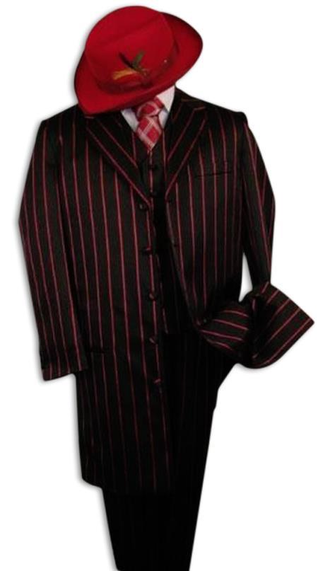 Long Zoot Suits