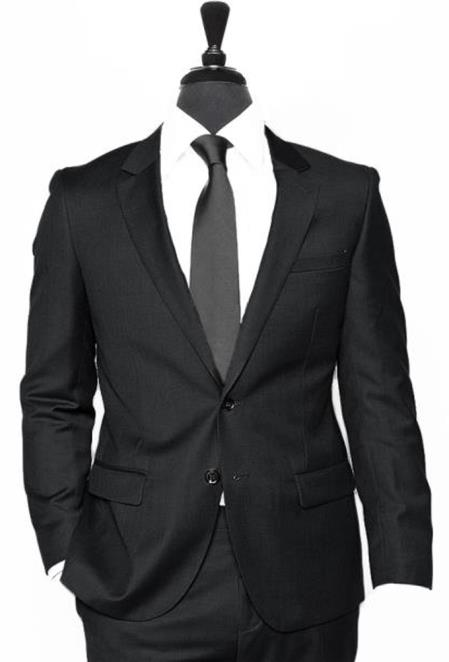 Alberto Nardoni Black Vested 3 Pieces Summer Linen Wedding/Groom/Groomsmen Suit Jacket & Pants & Vest Suit 2 Buttons Suit