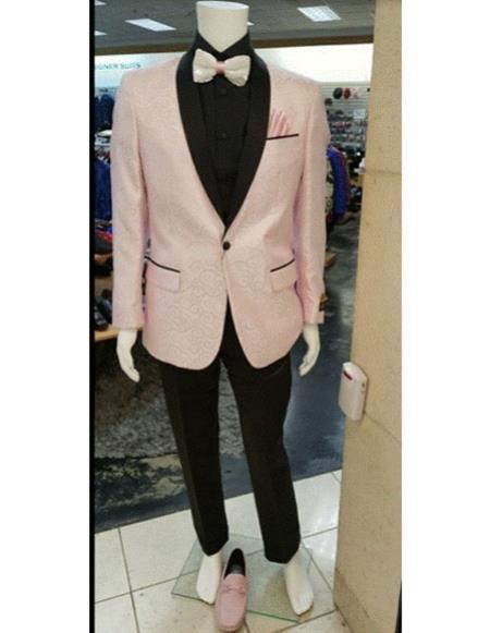 Albert Nardoni Brand Mens Blazer Pink(Wholesale Price $75 (12pc&UPMinimum))