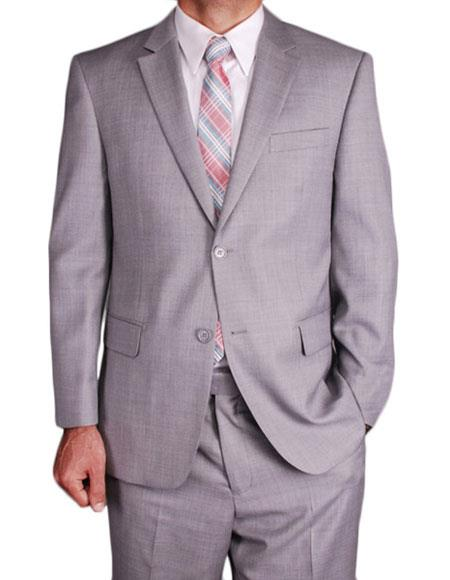 Buy CH1373 Mens Classic Single Breasted Authentic Giorgio Fiorelli Brand suits Flat Front Pants