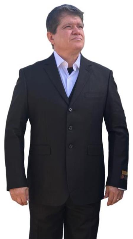 SM4431 Alberto Nardoni Linen Summer Fabric Side Vented (Buy 10PC UP $120)