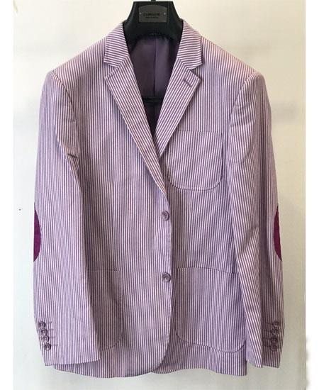 Mens Purple Four Button Cuffs Cheap Priced Designer Fashion Dress Casual Blazer On Sale Two Button Blazer
