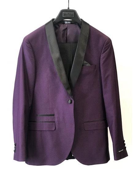 Wnique Prom ~ Wedding Sport Coat Fashion Dinner Jacket Mens Blazer