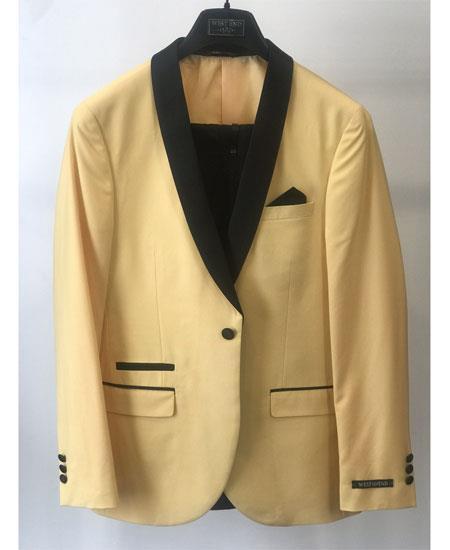 Wnique Prom ~ Wedding Sport Coat Fashion Dinner Jacket Men's Blazer