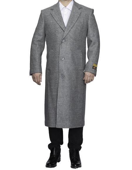 Mens Big And Tall Trench Coat Raincoats Overcoat Topcoat 4XL 5XL 6XL Light Grey
