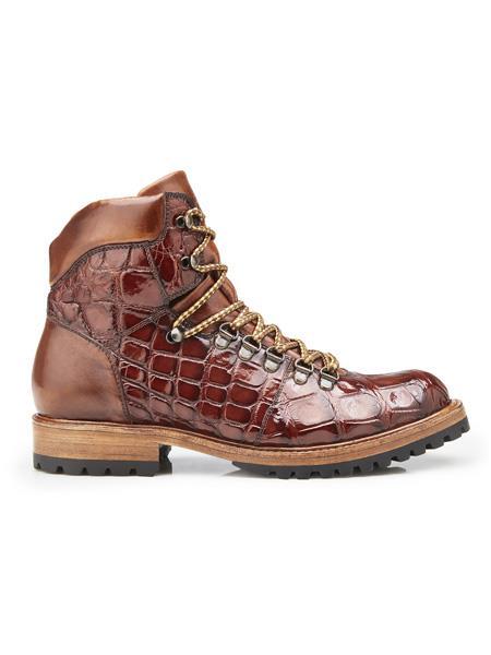Buy SR64 Men's Cushion Insole Cap Toe Lace Damian Peanut Belvedere shoes
