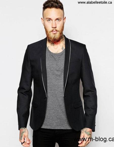 Men's One Button Cheap Priced Designer Fashion Dress Casual Blazer On Sale Shawl Lapel Black Blazer