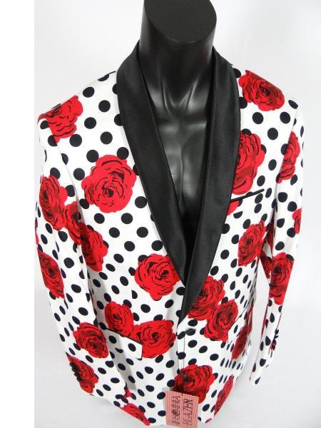 Mens Cheap Priced Blazer Jacket For Men Sport Coat ket White Red Black