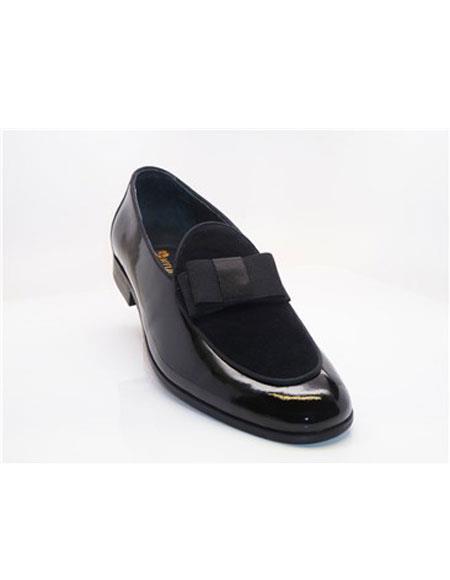 1920s Fashion for Men Tuxedo Dress Shoe $125.00 AT vintagedancer.com