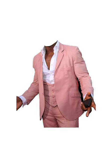 Mens Beach Wedding Attire.Mens Beach Wedding Attire Suit Menswear Pink 199