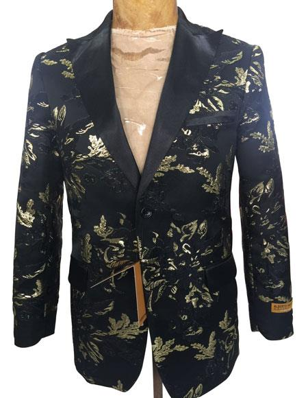 Men's Cheap Priced Designer Fashion Dress Casual Blazer On Sale Black Blazer
