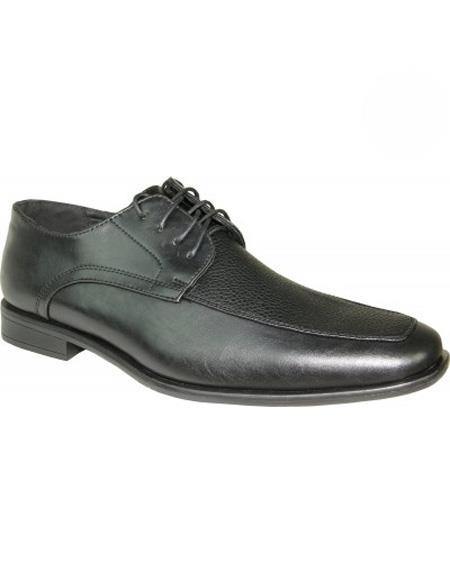 Mens Classic Matte Brown Shoe