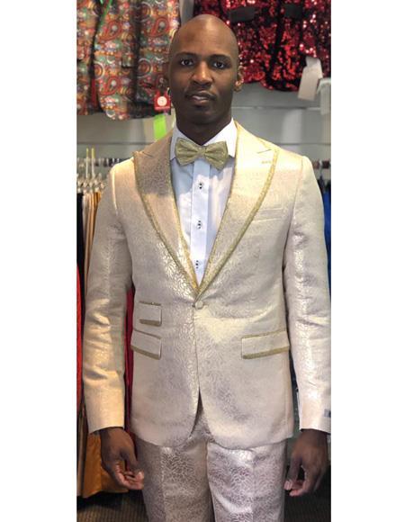 Men's White Button Closure Front Ticket Pockets Cheap Priced Designer Fashion Dress Casual Blazer On Sale Blazer