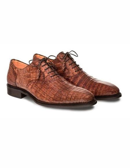 Men's Leather Lace Up Shoe Sport