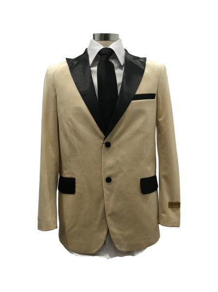 Men's Two Button Suit