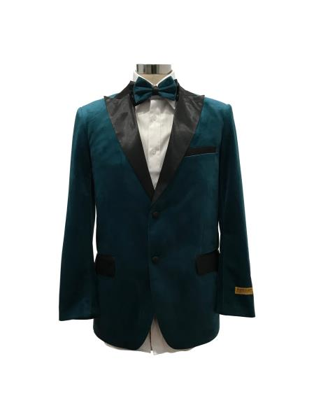 Mens Two Button  Prussian Suit