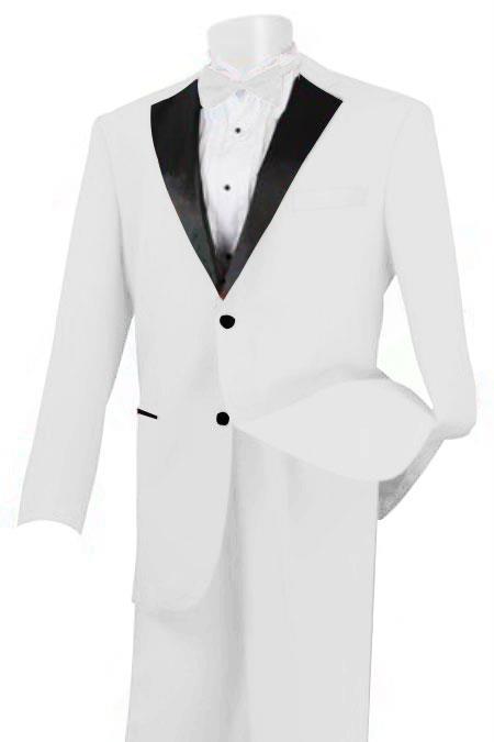 Mens White Linen Fabric beach wedding Tuxedo