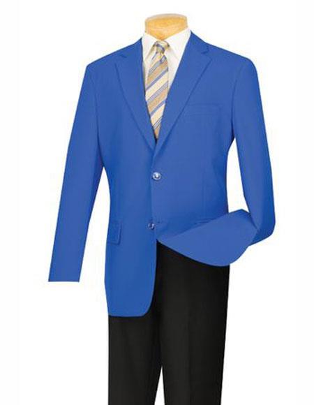 Mens Lucci Suit Royal Cheap Priced Designer Fashion Dress Casual Blazer On Sale Notch Lapel Blazer