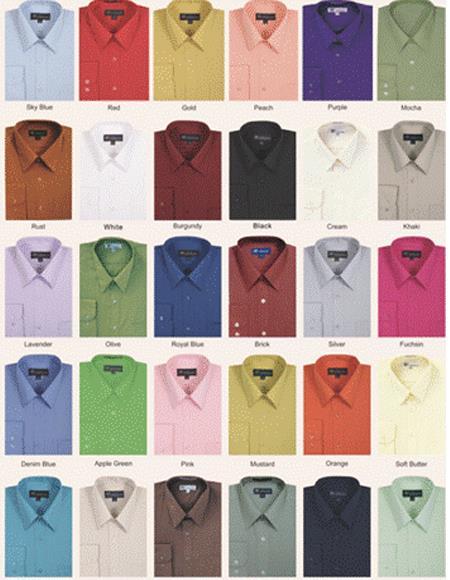 Men's Mystery Dress Shirt Bundle. 10 Shirts $150