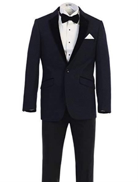 Pattern Texture Blazers Dinner Jackets Fancy Blazer Fashion Sport Coat
