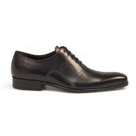 Mezlan Brand Mezlan Mens Dress Shoes Sale MUNSTER By Mezlan In Black