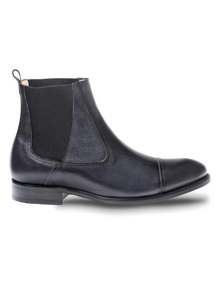 Mezlan Brand Mezlan Mens Dress Shoes Sale HIGGINS By Mezlan In Black