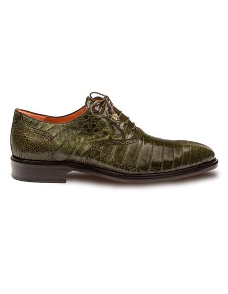 Mens Green Dress Shoes Mezlan Brand Mezlan Mens Dress Shoes Sale LUPO By Mezlan In Olive