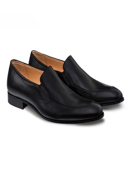 Mezlan Brand Mezlan Men's Dress Shoes Sale SERGI By Mezlan In Black