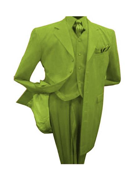 Pre order Limited Eddition Long Zoot Suit 1920s Custom 1920's Long Fashion suit
