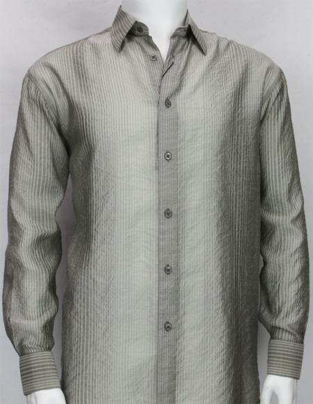 Bassiri Long Sleeve Shirt 4685