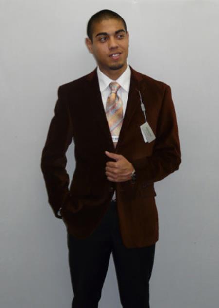 Men's Cheap Priced Designer Fashion Dress Casual velour Men's blazer Jacket For Men On Sale Spo