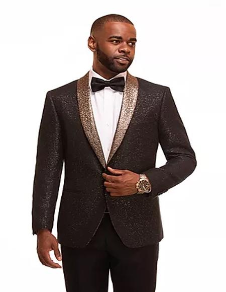 Fashion Prom - Wedding Suits & Tuxedo Shawl Collar Tuxedo For Men