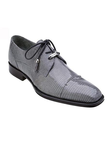 Belvedere Karmelo Genuine Lizard Shoes