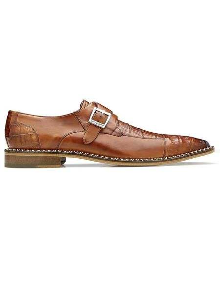 Mens Belvedere Almond Shoes