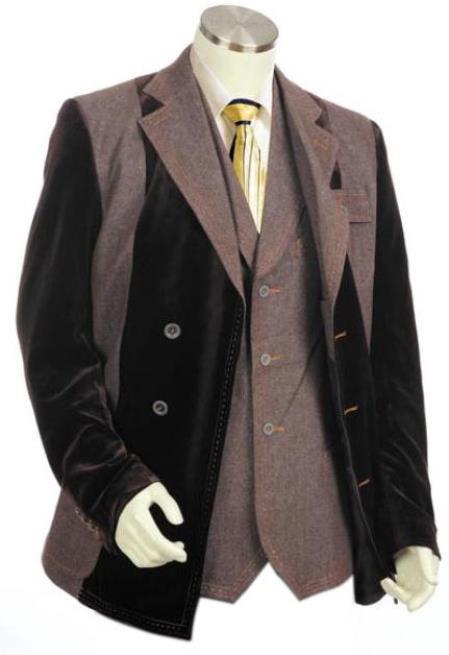 Men's  Denim blazer