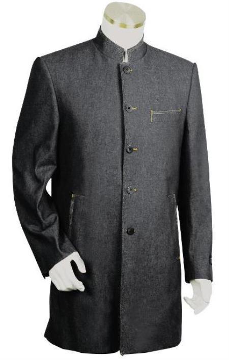Mens Professional Looking Denim blazer