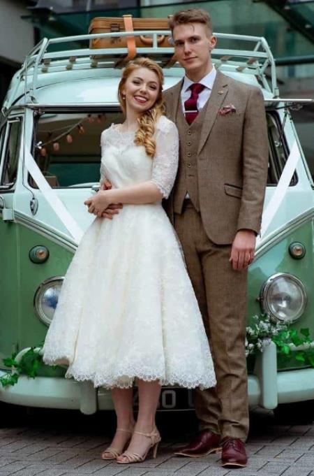 Tweed 3 Piece Suit - Tweed Wedding Suit Mens Tweed Suit Wedding Suit Taupe - Light Brown - Khaki - Dark Tan Tweed 1920 Suit - Herringbone Suit - 3 Pieces Vested