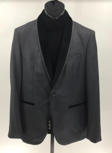 Men's Dinner Jacket - Tuxedo Jacket