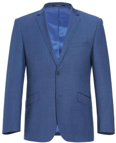 Renoir Tattaglia Classic Fit Suit Style# Plaid Suit - Checkered Suit - Business Suit