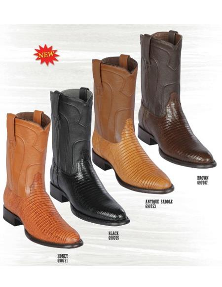 Los Altos Caiman Belly Boots are classic and 100% Handcrafted - Alligator - Cowboy Boot