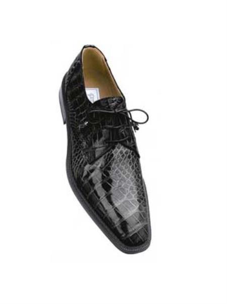 SKU#TF937 Ferrini All-Over Genuine Alligator Shoes $819