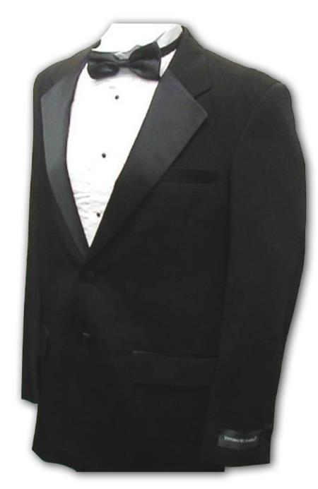 Buy & Dont Pay Black Buy Cheap Priced Fashion Tuxedo For Men for sale Rental New Mens Two Button Black Jacket / Cheap Priced Unique Dress Blazer Jacket For Men Sale / Sport coat No Pants