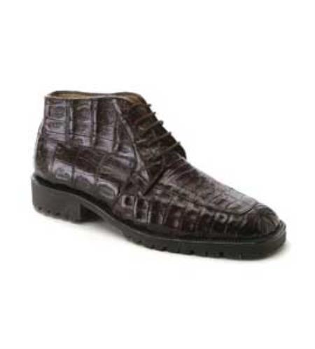 SKU#MQ2464 Brown Genuine Crocodile ~ Alligator  $479