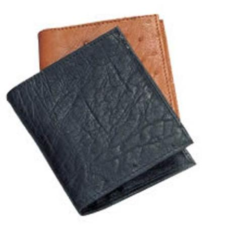 SKU#NV5608 Ferrini Smooth Ostrich Money Clip $30