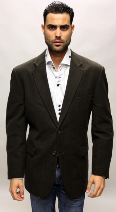 MensUSA.com Brown Sport Coat Its One of a Kind Super 150s For All Occasion(Exchange only policy) at Sears.com