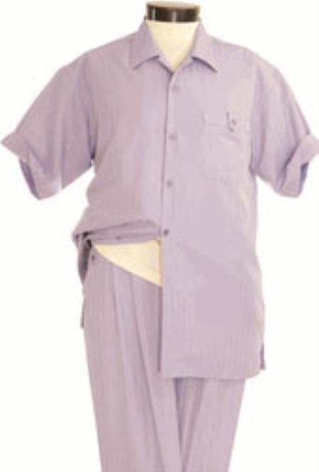 Classic 1940s Men's Suits, Zoot Suits Mens Two Piece Walking Suits with Wide Leg Pants $89.00 AT vintagedancer.com